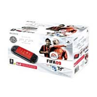 PSP-3000 FIFA 09 Pack